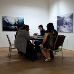 A Female View, Ausstellungseröffnung
