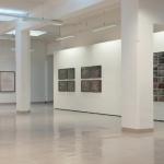 Ausstellungsansicht, Spuren, Robert Zahornicky